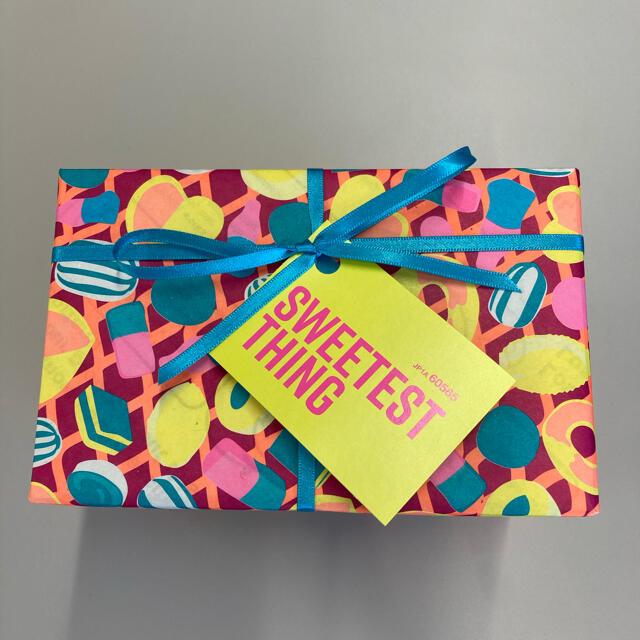 LUSH(ラッシュ)の値下げ▲LUSH Sweetest Thing コスメ/美容のボディケア(入浴剤/バスソルト)の商品写真
