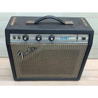 フェンダー(Fender)の盆セール価格★フェンダー 70's アンプ シルバーフェイス(ギターアンプ)