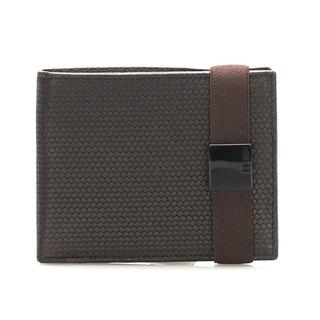 フェンディ(FENDI)のフェンディ 二つ折り財布 メンズ 美品(折り財布)