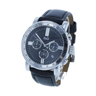 ドルチェアンドガッバーナ(DOLCE&GABBANA)のドルチェアンドガッバーナ 腕時計 メンズ 美品(腕時計(アナログ))