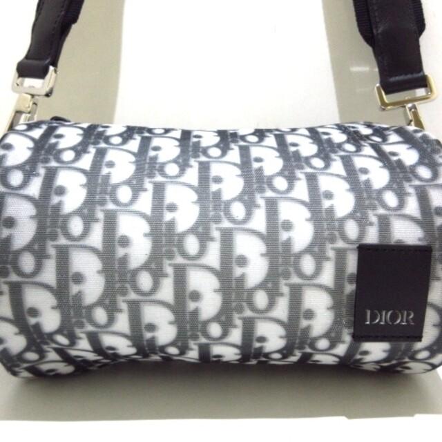 DIOR HOMME(ディオールオム)のディオールオム ショルダーバッグ新品同様  レディースのバッグ(ショルダーバッグ)の商品写真