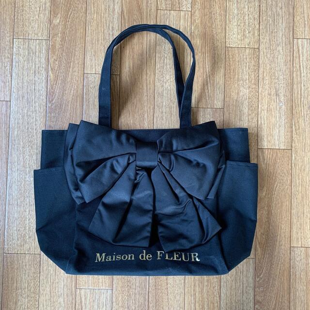 Maison de FLEUR トート レディースのバッグ(トートバッグ)の商品写真