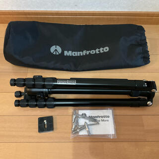 マンフロット(Manfrotto)の【3/29まで】Manfrotto Element ビッグ ブラック アルミ製(その他)