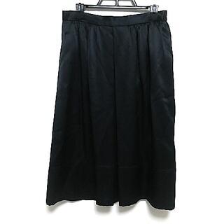 ドルチェアンドガッバーナ(DOLCE&GABBANA)のドルチェアンドガッバーナ スカート - 黒(その他)