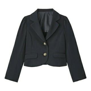 ジーユー(GU)の新品タグ付 定価2990円+税 130 テーラードジャケット 大型店限定  (ジャケット/上着)