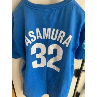 西武ライオンズ 浅村選手 Tシャツ(Tシャツ/カットソー(半袖/袖なし))