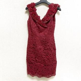 グレースコンチネンタル(GRACE CONTINENTAL)のグレースコンチネンタル ドレス サイズ34 S(その他ドレス)