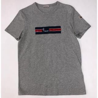 モンクレール(MONCLER)の超美品 モンクレール Tシャツ サイズM(Tシャツ/カットソー(半袖/袖なし))