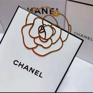 シャネル(CHANEL)のCHANEL シャネル しおり 非売品(しおり/ステッカー)