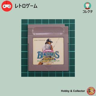 ゲームボーイ(ゲームボーイ)のGB スーパーブラックバスポケット ( #1449 )(携帯用ゲームソフト)
