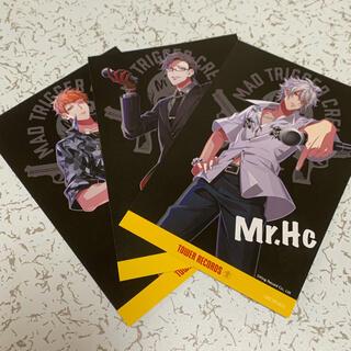 ヒプノシスマイク ヒプマイ ポストカード タワレコ限定 MTC(カード)