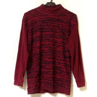 イッセイミヤケ(ISSEY MIYAKE)のイッセイミヤケ 長袖セーター サイズ1 S -(ニット/セーター)