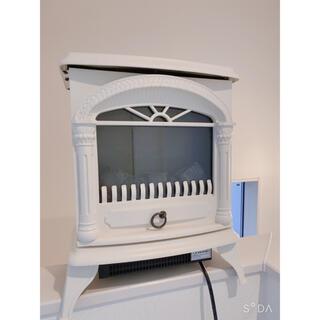暖炉デザイン❤️ファンヒーター