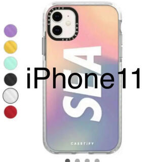 CASETiFY×WIND AND SEA  iPhone11ケース(iPhoneケース)