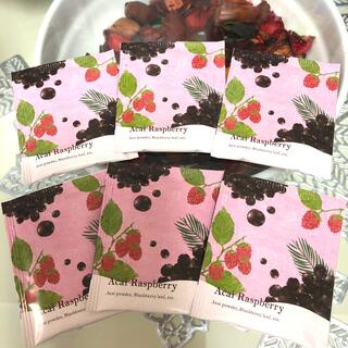 セイカツノキ(生活の木)の数量限定★生活の木 おいしいハーブティー  アサイーラズベリー ティーバック6袋(茶)