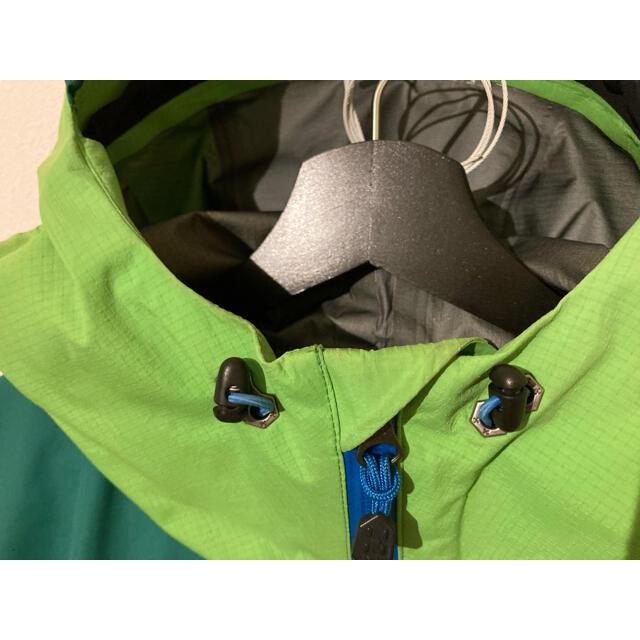 Haglofs(ホグロフス)のホグロフス スピッツジャケット GORE-TEX hoglofs spitz スポーツ/アウトドアのアウトドア(登山用品)の商品写真