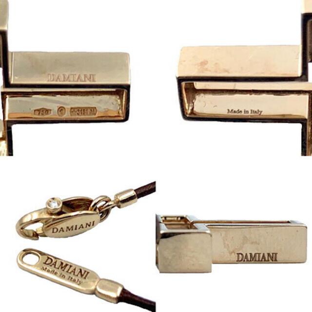 Damiani(ダミアーニ)の【限定モデル】 ダミアーニ レオン ベルエポック  ダイヤモンド ネックレス メンズのアクセサリー(ネックレス)の商品写真