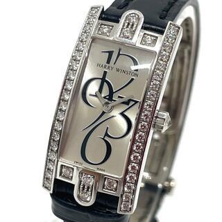 ハリーウィンストン(HARRY WINSTON)のハリーウィンストン AVCQHM16 アヴェニュー Cミニ 腕時計 レディース(腕時計)