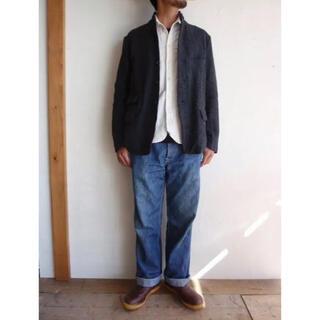 ヤエカ(YAECA)のA VONTADE    OLD POTTER JACKET サイズS(テーラードジャケット)