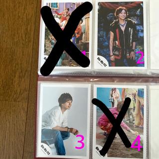 キスマイフットツー(Kis-My-Ft2)の【値下げ‼️】Kis-My-Ft2 藤ヶ谷太輔 公式写真(アイドルグッズ)