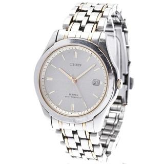 シチズン(CITIZEN)のシチズン 腕時計 メンズ 美品(腕時計(デジタル))