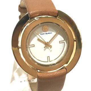 トリーバーチ(Tory Burch)の未使用 トリーバーチ TBW5303 GRIER LUGGAGE 腕時計 SS(腕時計)