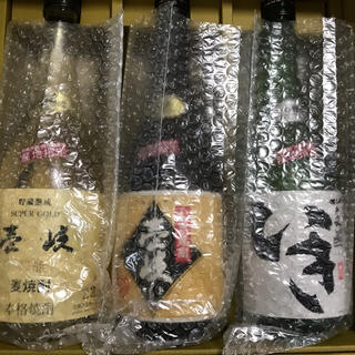 壱岐スーパーゴールド 古酒 一支國いき 3本セット(焼酎)