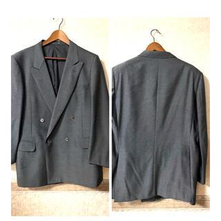 バーバリー(BURBERRY)のBURBERRY スーツ グレー セットアップ(セットアップ)