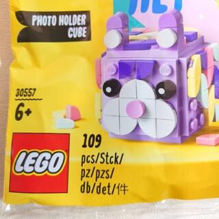 レゴ(Lego)のレゴブロック フォトフォルダーキューブ(積み木/ブロック)