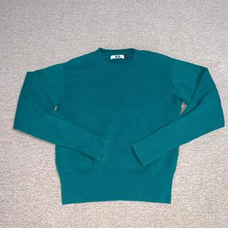 ユニクロ(UNIQLO)のユニクロユー UNIQLOU ミラノリブ リラックス クルーネック セーター(ニット/セーター)