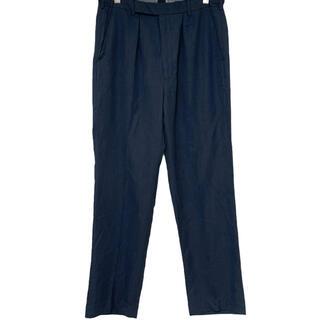 エンジニアードガーメンツ(Engineered Garments)のロイヤルネイビー RAF No.2 Dress トラウザーズ フォーマル W88(スラックス)