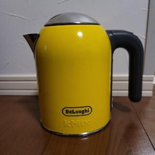 デロンギ(DeLonghi)のよっちゃん様専用 デロンギ 電気ケトル(調理道具/製菓道具)