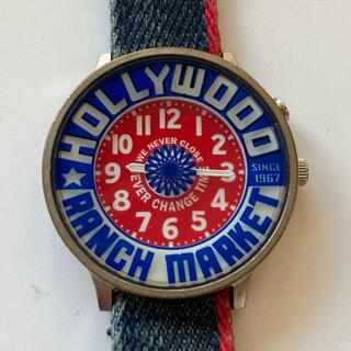 ハリウッドランチマーケット(HOLLYWOOD RANCH MARKET)のハリウッドランチマーケット ネオンウォッチ二代目(腕時計(アナログ))