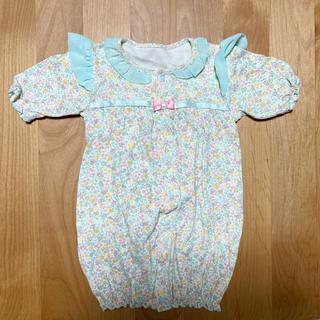 ニシキベビー(Nishiki Baby)の新生児 ツーウェイオール・肌着・スタイ 計7点セット(カバーオール)