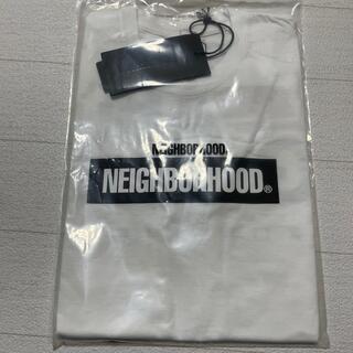 ネイバーフッド(NEIGHBORHOOD)の201PCAGN-ST01 NHAB.ID/C-TEE.SS Sサイズ ホワイト(ウエア)