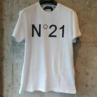 N°21 - N°21  ヌメロヴェントゥーノ Tシャツ  ホワイト  M