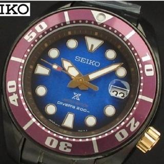 セイコー(SEIKO)のセイコープロスペックダイバー(腕時計(アナログ))