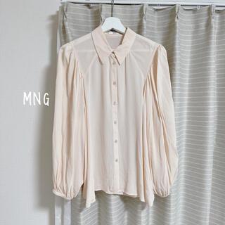 マンゴ(MANGO)のMNG ブラウス(シャツ/ブラウス(長袖/七分))