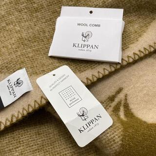 クリッパン(KLIPPAN)のミナペルホネン klippan クリッパン ハーフブランケット(毛布)