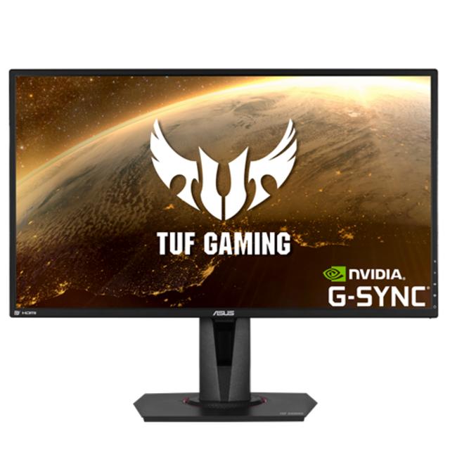 ASUS(エイスース)のASUS TUF Gaming VG27AQ スマホ/家電/カメラのテレビ/映像機器(プロジェクター)の商品写真