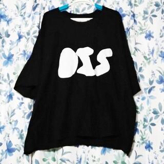 オータ(ohta)の【new!】 balmung「DIS」オーバーサイズビックTシャツ(黒)(Tシャツ/カットソー(半袖/袖なし))
