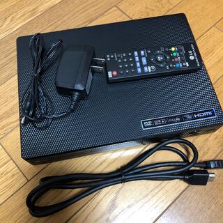 エルジーエレクトロニクス(LG Electronics)のLG ブルーレイディスクプレーヤー BP250(ブルーレイプレイヤー)
