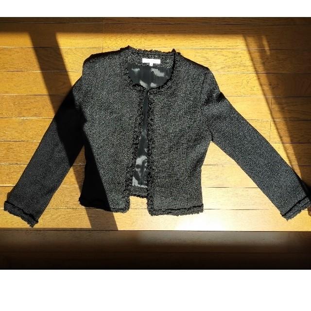 ketty(ケティ)のketty ケティ ワンピーススーツ 黒 レディースのフォーマル/ドレス(スーツ)の商品写真