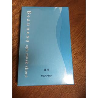 メナード(MENARD)のメナード 薬用ビューネ スパマスクシート 5枚入 x 3箱(パック/フェイスマスク)