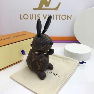 LOUIS VUITTON - 可愛い  ルイヴィトン キーホルダー  兎