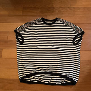 ゴートゥーハリウッド(GO TO HOLLYWOOD)のゴートゥーハリウッド gotohollywood チロリーTシャツ(Tシャツ/カットソー)
