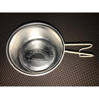 ネイタルデザイン(NATAL DESIGN)のネイタルデザイン シェラカップ 深型 新品 2個(食器)