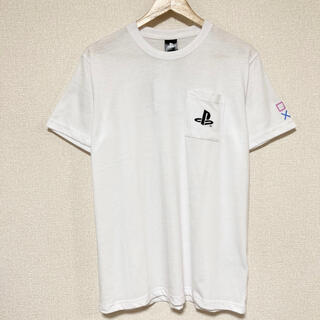 新品・タグ付き◎プレーステーション 刺繍Tシャツ♪(Tシャツ/カットソー(半袖/袖なし))