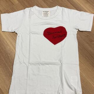 ゴートゥーハリウッド(GO TO HOLLYWOOD)のゴートゥハリウッド ハートTシャツ 160(Tシャツ/カットソー)