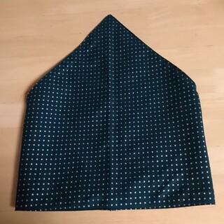 ハンドメイド子供用三角巾大きめサイズ(外出用品)